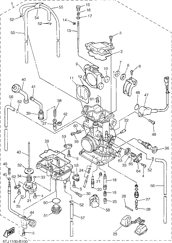 2012 Wr450f Wiring Diagram Schematic